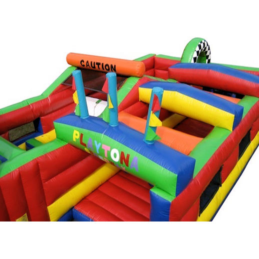 Playtona Toddler Obstacle Course inflatable rental michigan