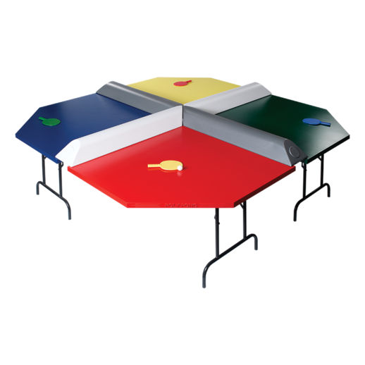 Poly Pong Table Tennis Ping Pong Rental Michigan