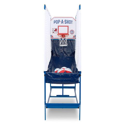 Pop A Shot Electronic Basketball Arcade game rental detroit Michigan