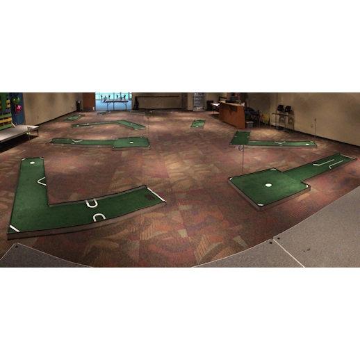 Portable Miniature Putt Putt Golf Rentals in michigan