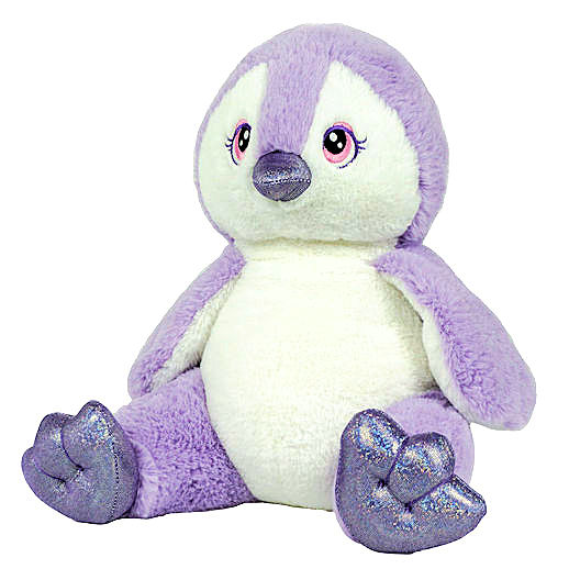 Purple Penguin stuff an animal buddy party rental MI Michigan