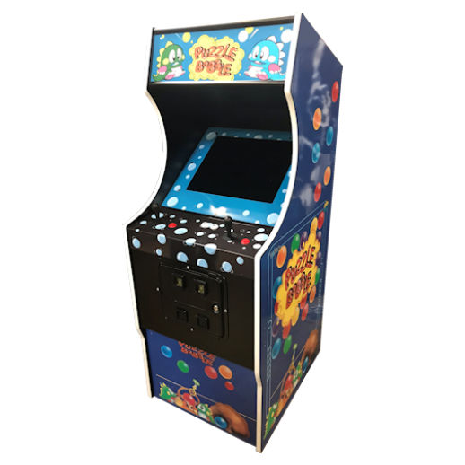 Puzzle Bobble Bust A Move Arcade Game Rental Michigan