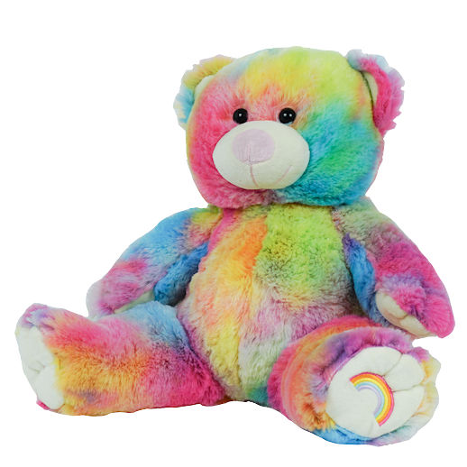 Rainbow Bear build a bear rental michigan