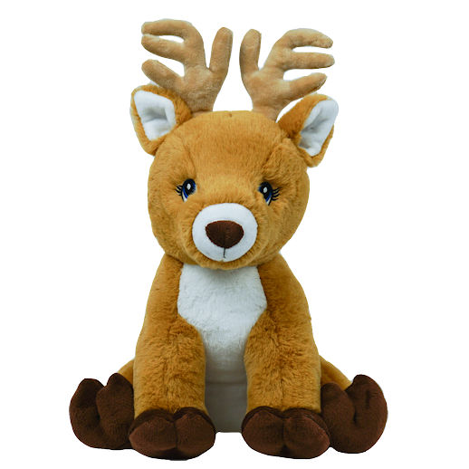 Reindeer build a bear stuff an animal party rental michigan