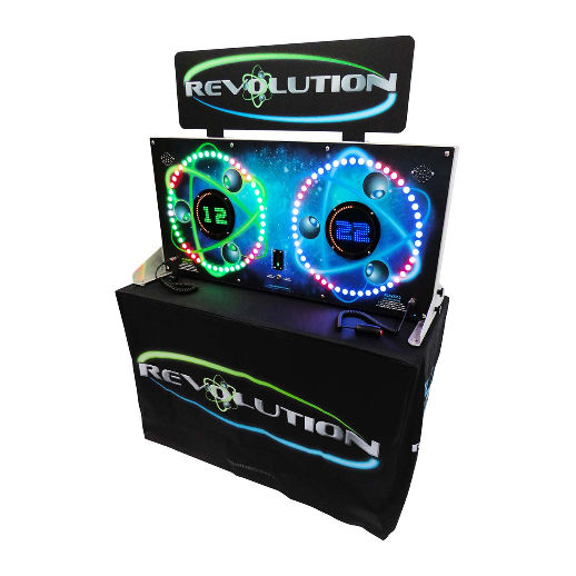 Revolution Arcade carnival game rental detroit michigan