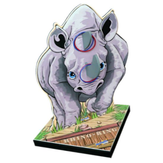 Rhino Ring Carnival Game