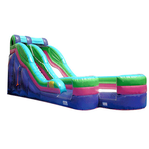 Rip Curl water slide infltable party rental michigan