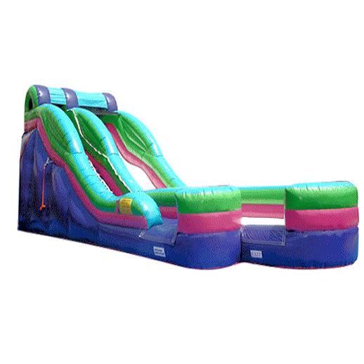 Rip Curl water slide infltable party rental michigan