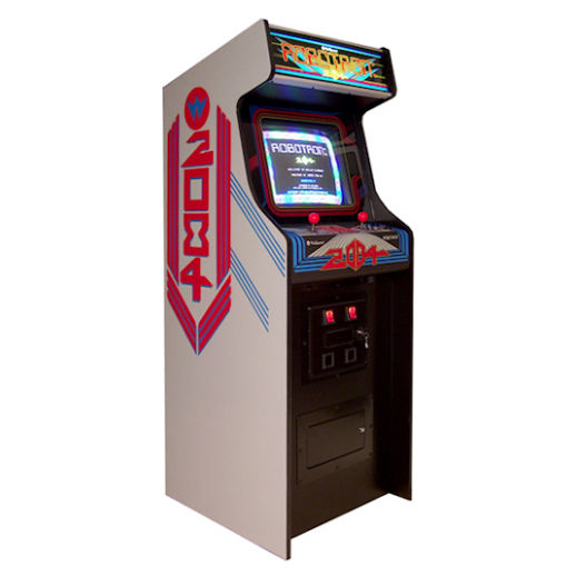 Robotron 2084 Classic Arcade Game Rental Michigan