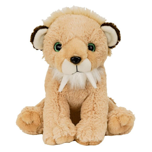 Sammy the Sabertooth build a bear stuff an animal party rental michigan