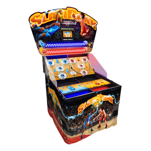 Slam Dunk Arcade basketball game rental detroit michigan