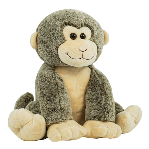 Smiley Monkey stuff an animal buddy party rental michigan