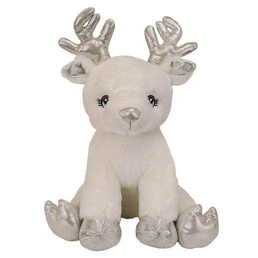 Snowflake the Reindeer build a bear stuff an animal party rental michigan