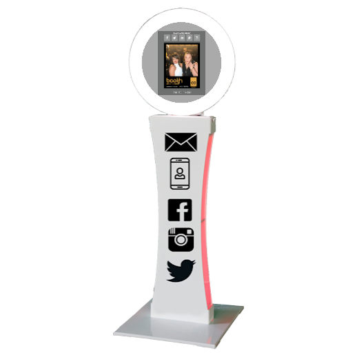 Social Media photobooth photo booth party rental detroit michigan