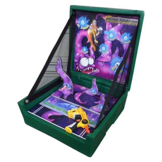Space Monster Carnival Game