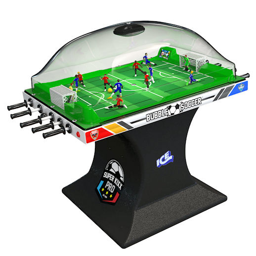 Super Kixx Soccer Dome Bubble Soccer Arcade Game Rental Michigan