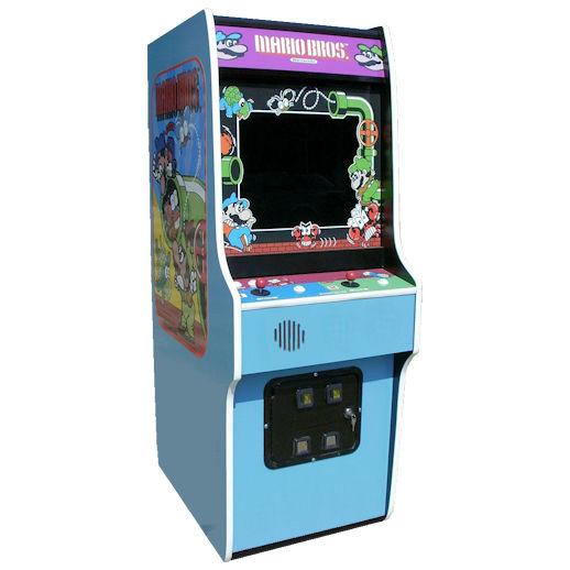 Super Mario Brothers Nintendo Classic Arcade Game Rental Michigan