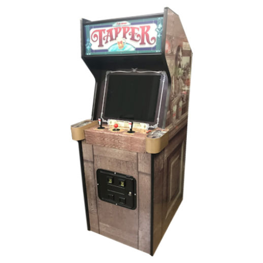 Tapper Classic Arcade Game Rental Michigan