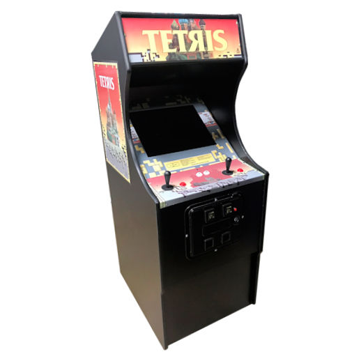 Tetris Classic Arcade Game Rental Michigan