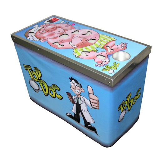 Top Doc giant operation surgery skill carnival game rental Michigan