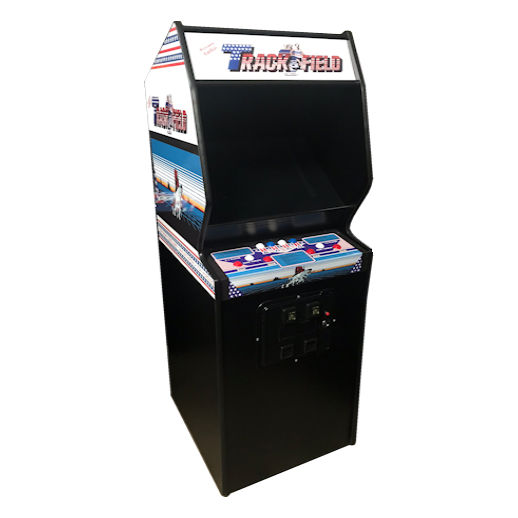 Track and Field Olympic Sports Arcade Game Rental Michigan