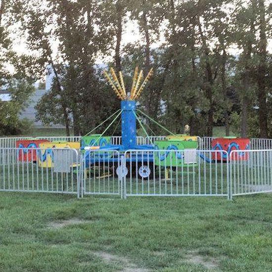 Tubs of Fun Carnival Ride rental michigan