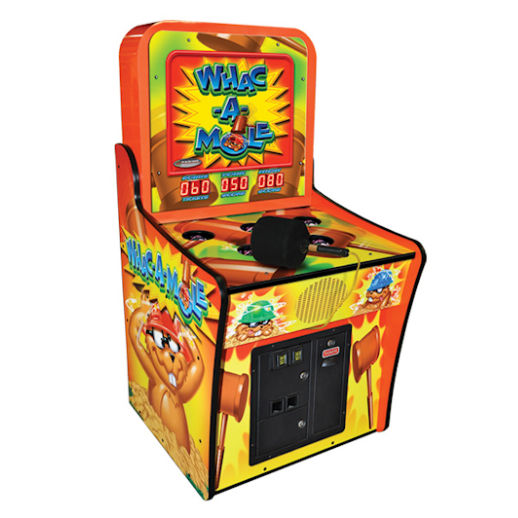 Whack A Mole Arcade Redemtion Game Rental Michigan