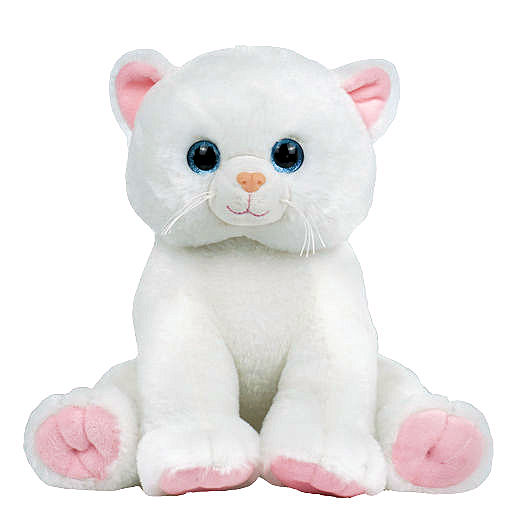 White Kitty animal stuffing party rental michigan