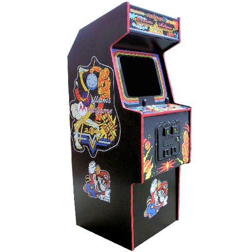Willams Multi Classic Arcade Game Rental Michigan