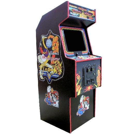 Willams Multi Classic Arcade Game Rental Michigan