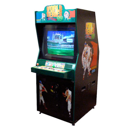 World Series Baseball 99 Arcade game rental michigan