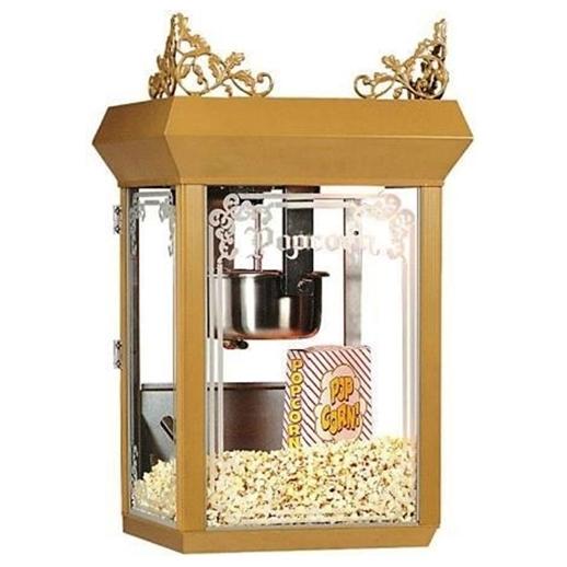antique popcorn machine concession rental michigan