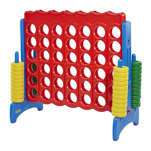giant connect four game party rental michigan