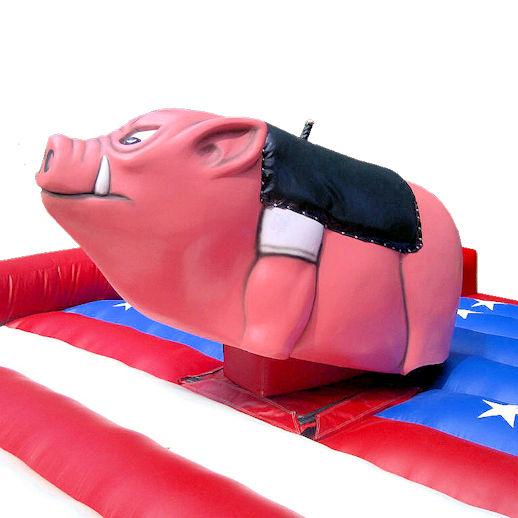 mechanical harley hog carnival ride rental michigan