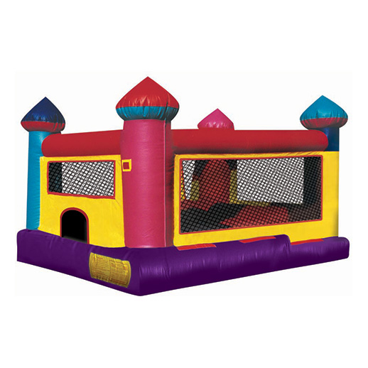 Mini Jump and ball pit inflatable moonwalk party rental michigan