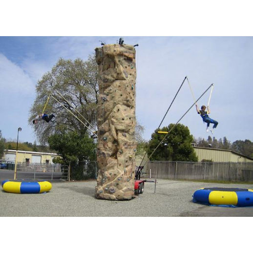 rockwall rock wall rental detroit michigan
