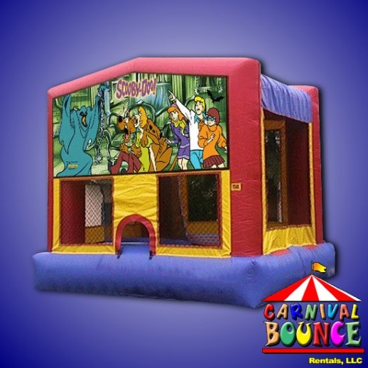scooby doo bounce house rental michigan