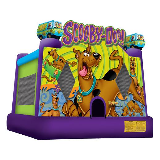 Scooby Doo Moonwalk rental in detroit michigan