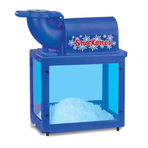 sno king snow cone machine concession rental michigan