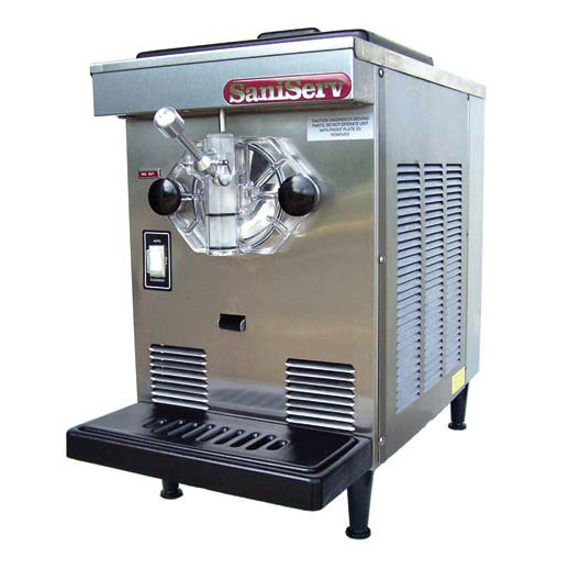 soft serve frozen yogurt ice cream machine rental Michigan