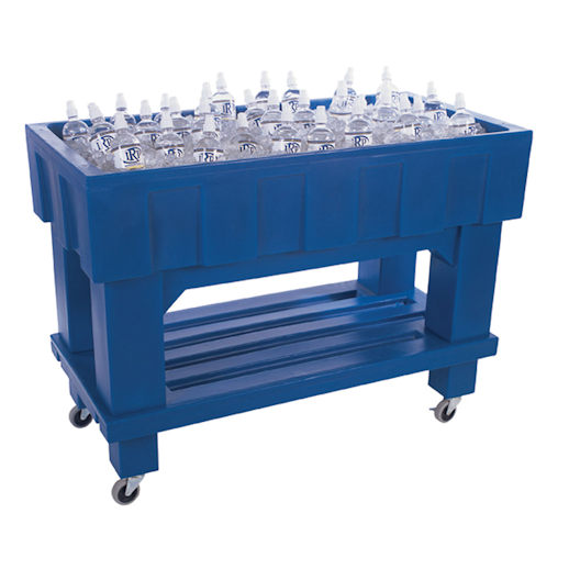 texas icer chill table cooler party rental in michigan
