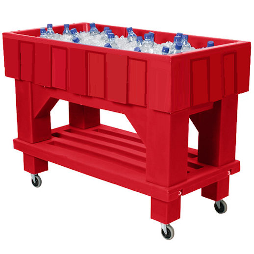 texas icer chill table cooler party rental michigan