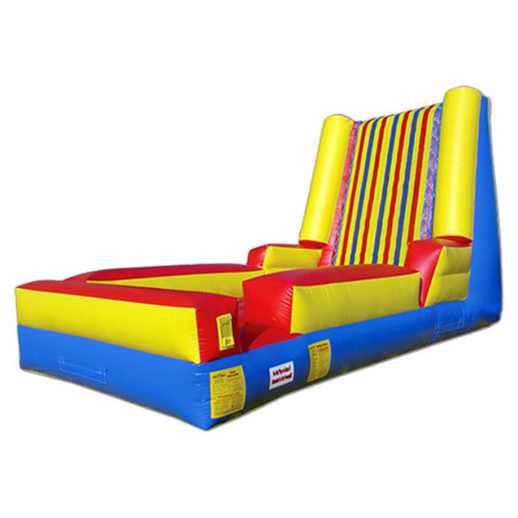 velcro sticky wall inflatable interactive bounce house moonwalk party rental michigan